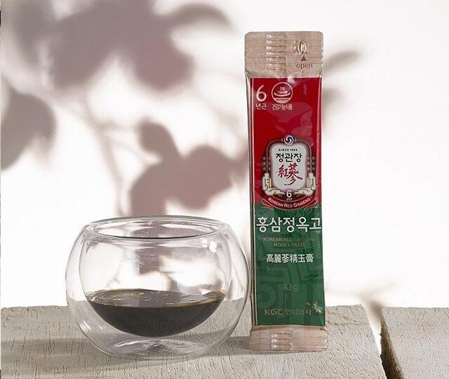 Cách sử dụng sâm mật ong Hàn Quốc hiệu quả