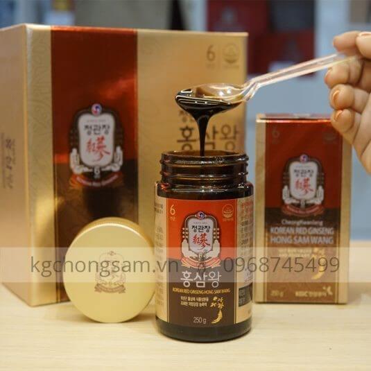 Công dụng tinh chất sâm Hàn Quốc đến từ thành phần quan trọng