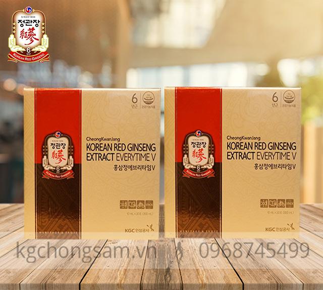 Extract Everytime V – Bí quyết tăng cường sức khoẻ toàn diện Kgchongsam-extract-everytime-v-bi-quyet-tang-cuong-suc-khoe-toan-dien-02